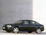 Audi A6 3.0 Sedan (4B,C5) 2001–04 images