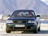 Audi A6 1.9 TDI Sedan (4B,C5) 2001–04 images