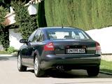 Audi A6 3.0 Sedan (4B,C5) 2001–04 photos
