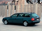 Audi A6 2.0 Avant (4B,C5) 2001–04 pictures