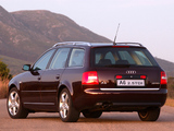 Audi A6 2.5 TDI Avant ZA-spec (4B,C5) 2001–04 pictures