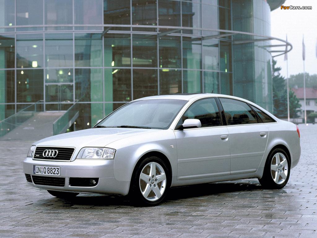Audi A6 3 0 Quattro Sedan 4b C5 2001 04 Pictures 1024x768