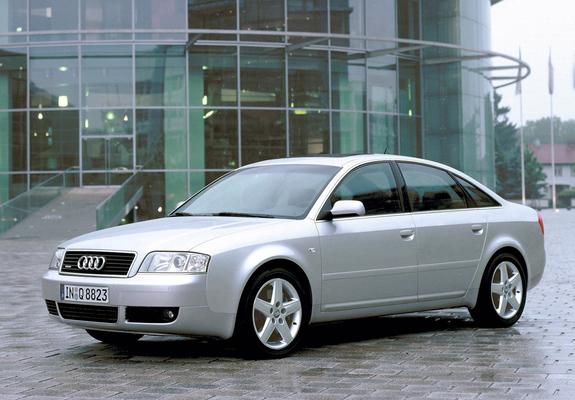 Audi A Quattro Sedan BC Pictures - Audi a6 quattro 2001