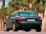 Audi A6 3.0 Sedan (4B,C5) 2001–04 pictures