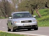 Audi A6 2.0 Avant (4B,C5) 2001–04 wallpapers