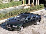 Audi A6 1.9 TDI Sedan (4B,C5) 2001–04 wallpapers