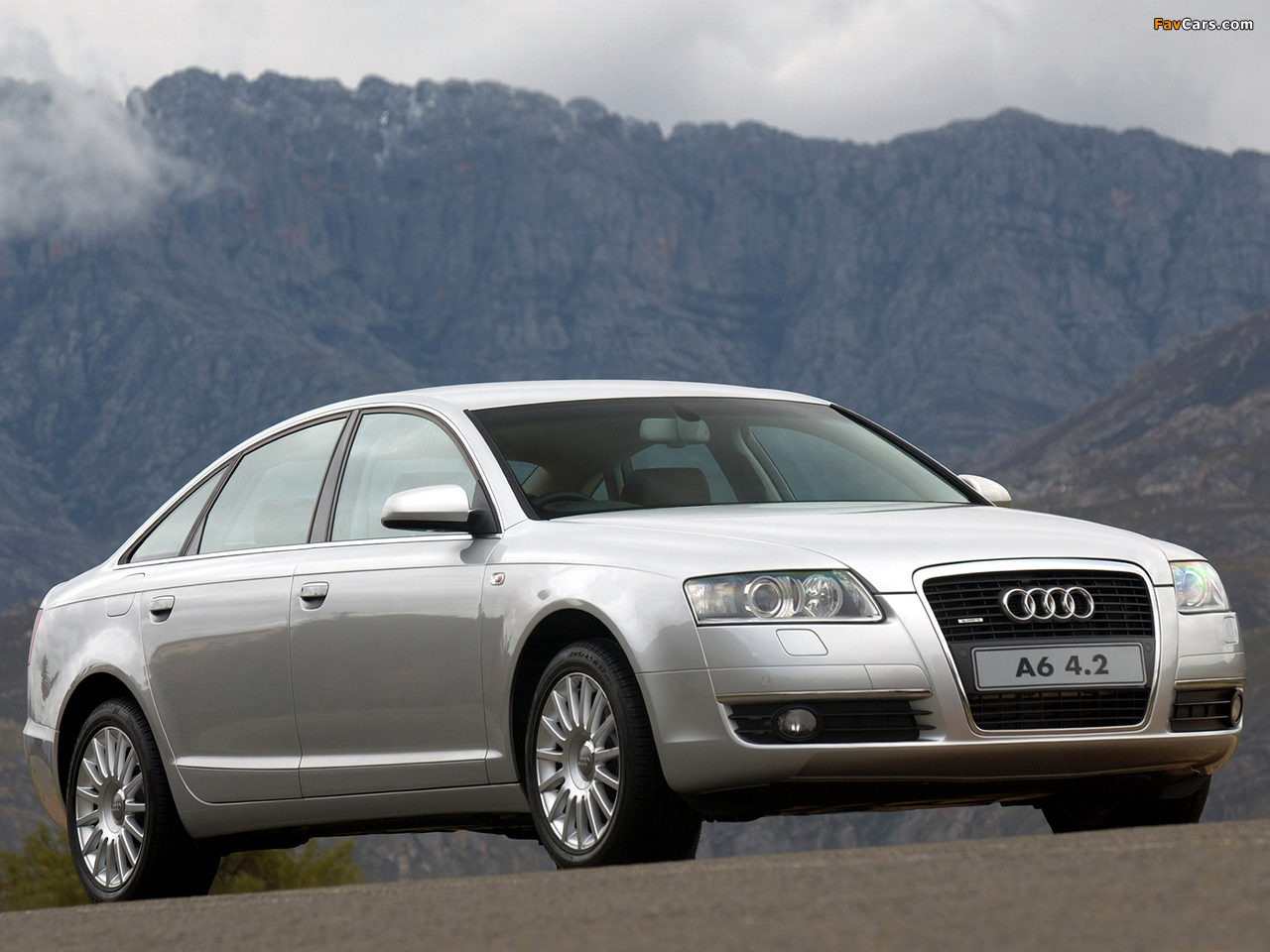 Audi A6 4 2 Quattro Sedan Za Spec 4f C6 2005 08 Images