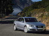 Audi A6 3.2 Sedan (4F,C6) 2005–08 images