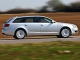 Audi A6 4.2 quattro Avant UK-spec (4F,C6) 2005–08 images