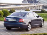 Audi A6 L Sedan (4F,C6) 2005 photos