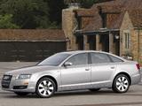 Audi A6 3.2 Sedan US-spec (4F,C6) 2005–08 photos