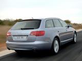 Audi A6 3.2 FSI quattro Avant ZA-spec (4F,C6) 2005–08 photos
