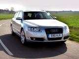 Audi A6 4.2 quattro Avant UK-spec (4F,C6) 2005–08 photos