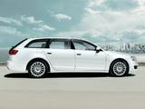 Audi A6 Avant (4F,C6) 2005–08 pictures