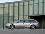 Audi A6 3.2 quattro S-Line Avant US-spec (4F,C6) 2005–08 pictures