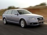 Audi A6 3.2 FSI quattro Avant ZA-spec (4F,C6) 2005–08 pictures