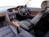 Audi A6 4.2 quattro Avant UK-spec (4F,C6) 2005–08 pictures