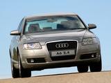 Audi A6 2.4 Sedan ZA-spec (4F,C6) 2005–08 wallpapers
