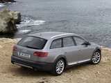Audi A6 Allroad 4.2 quattro (4F,C6) 2006–08 photos