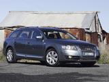 Audi A6 Allroad 3.0 TDI quattro AU-spec (4F,C6) 2007–08 images