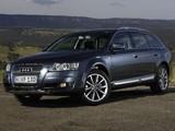 Audi A6 Allroad 3.0 TDI quattro AU-spec (4F,C6) 2007–08 pictures