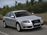 Audi A6 3.0T quattro S-Line Sedan (4F,C6) 2008–11 photos