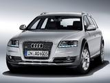 Audi A6 Allroad 3.0T quattro (4F,C6) 2008–11 photos