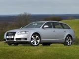 Audi A6 Avant UK-spec (4F,C6) 2008–11 pictures
