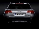 Audi A6 Allroad 3.0T quattro (4F,C6) 2008–11 wallpapers