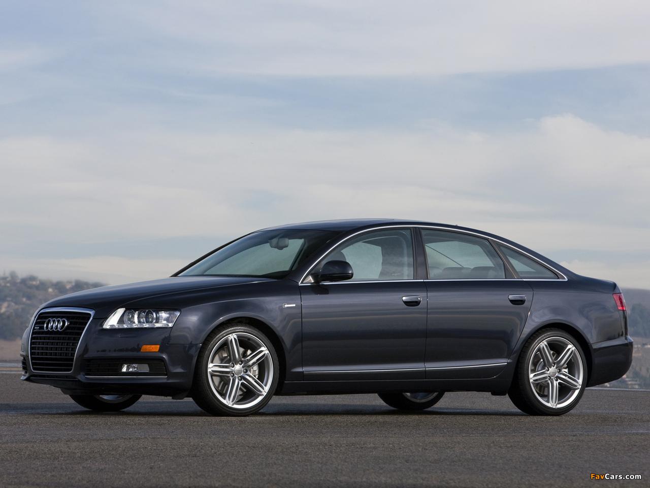 Audi A6 3 0t Quattro Sedan Us Spec 4f C6 2008 11
