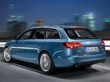 Audi A6 2.8 quattro Avant (4F,C6) 2008–11 wallpapers