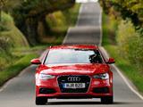 Audi A6 3.0 TDI S-Line Avant UK-spec (4G,C7) 2011 images