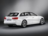 Audi A6 3.0 TDI Avant (4G,C7) 2011 images