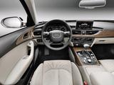 Audi A6 3.0 TDI Sedan (4G,C7) 2011 images