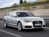 Audi A6 3.0 TDI S-Line Sedan (4G,C7) 2011 images
