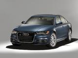 Audi A6 3.0T S-Line Sedan US-spec (4G,C7) 2011 images