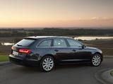 Audi A6 2.0 TDI Avant AU-spec (4G,C7) 2011 images