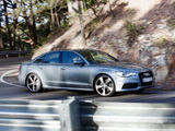 Audi A6 2.8T S-Line Sedan AU-spec (4G,C7) 2011 photos