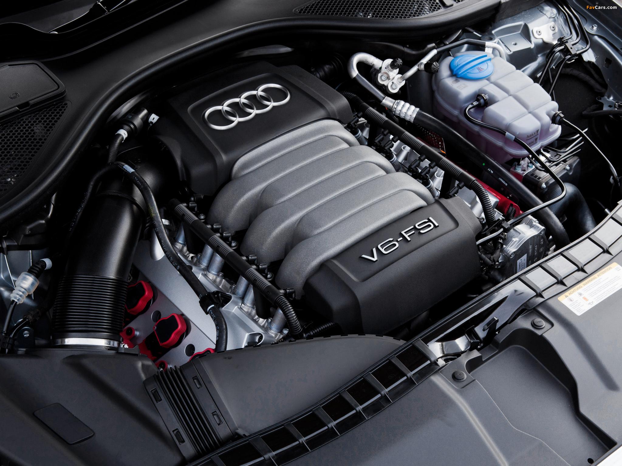 Kelebihan Audi A6 2.8 Spesifikasi