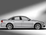 Audi A6 Hybrid Sedan (4G,C7) 2011 photos