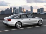 Audi A6 3.0 TDI Sedan (4G,C7) 2011 photos