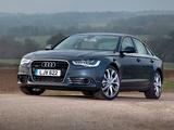 Audi A6 3.0 TDI Sedan UK-spec (4G,C7) 2011 photos