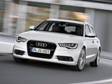 Audi A6 3.0 TDI Avant (4G,C7) 2011 pictures