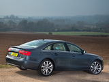 Audi A6 3.0 TDI Sedan UK-spec (4G,C7) 2011 pictures