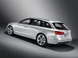 Audi A6 3.0T S-Line Avant (4G,C7) 2011 pictures