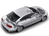 Audi A6 3.0 TDI Sedan (4G,C7) 2011 pictures