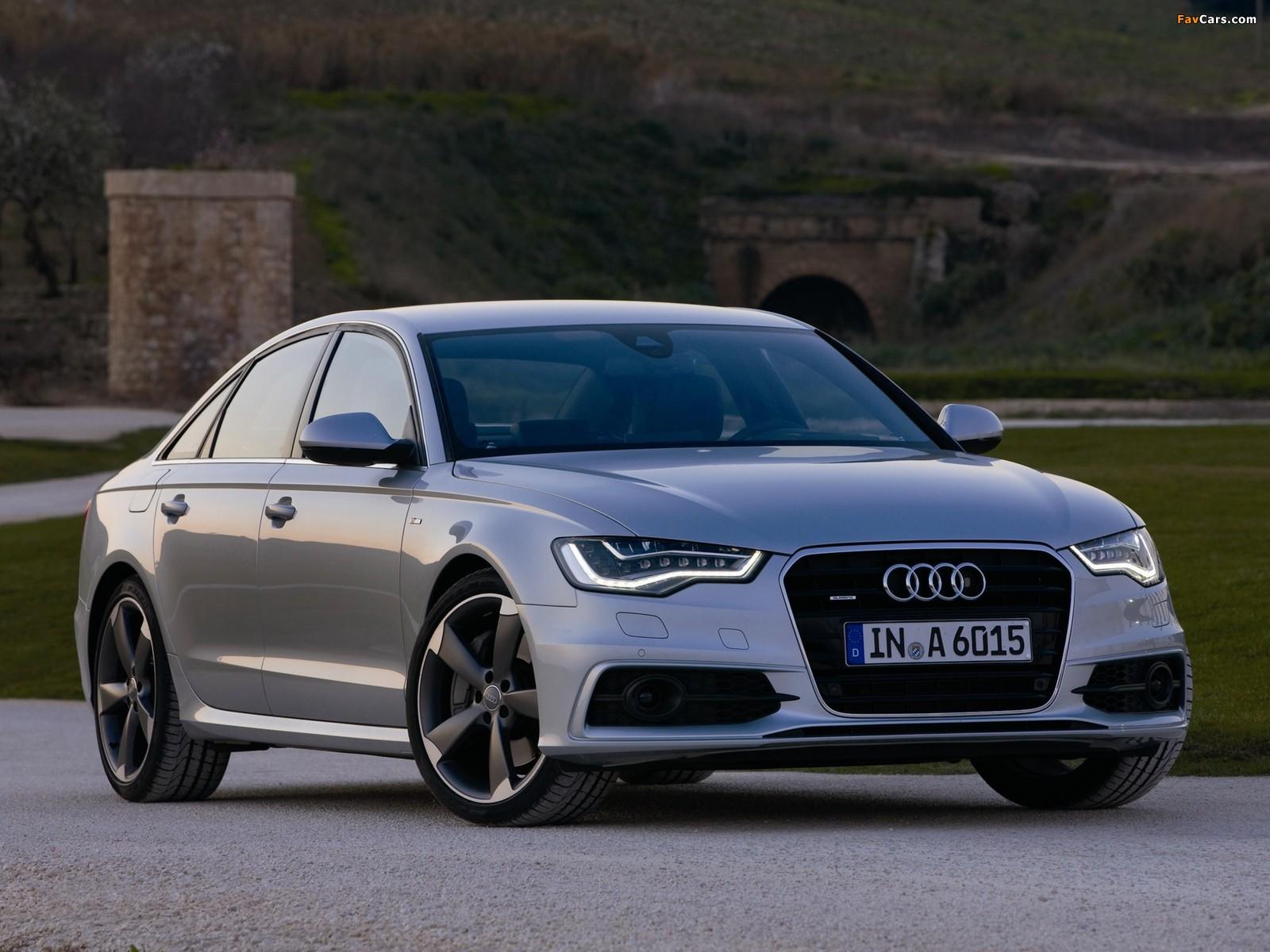 Audi A6 3 0t S Line Sedan 4g C7 2011 Pictures 1600x1200