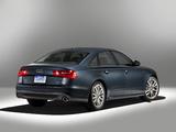 Audi A6 3.0T S-Line Sedan US-spec (4G,C7) 2011 pictures