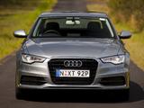 Audi A6 2.0 TDI S-Line Sedan AU-spec (4G,C7) 2011 pictures
