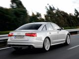 Audi A6 3.0 TDI S-Line Sedan (4G,C7) 2011 pictures